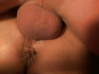 Dick with cream on - Her cream on my dick