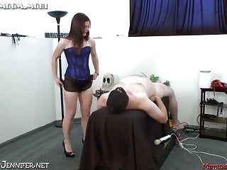 Slave sex submission Mistress evie femdom with male submissive sex slave