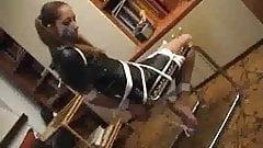 Jessica in bondage