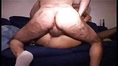 Italian amateur milf anal