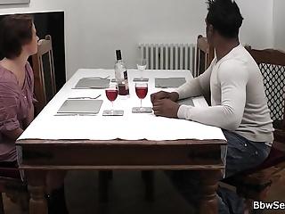 Woman fucking huge object - Black husband caught fucking huge tits woman