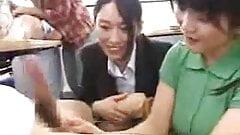 Japanese Handjob Lessons