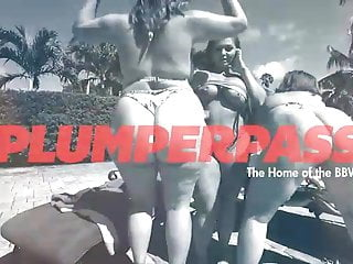 Latina xxx all access pass Bbw emma bailey in self service stop at plumper pass