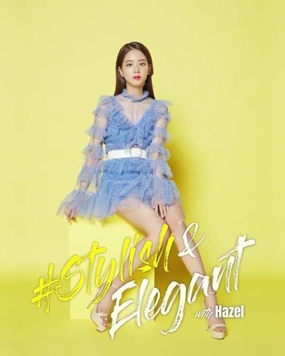 Korean celeb jisoo beautiful