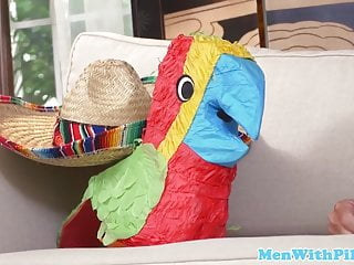 Old cock in pussy Mexican teen takes old cock in her pussy
