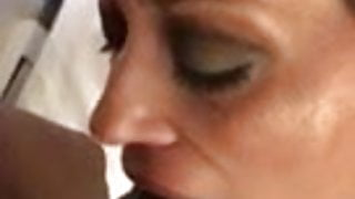 Hotwife swallows BBC