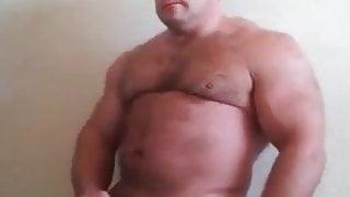 Massive beef man