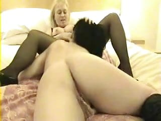 Real wives having sex Our wives first time have lesbian sex. amateur