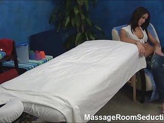 Teen seduced videos - Tall teen seduced by massage caught on hidden camera