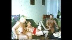 BBW and Mature Threesome