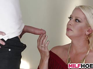Porn stiff Needy stepmother demands a stiff wiener