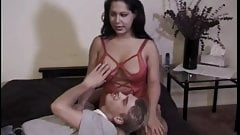Gina is the Devil fucking a dude in the ass, Vintage movie