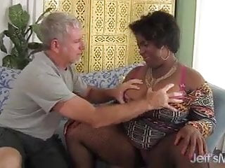Black fat hardcore - Black horny bbw marlise morgan enjoying a fat cock