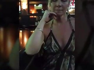 Pdx gay bars - Cougar hotwife films herself with young bar stud