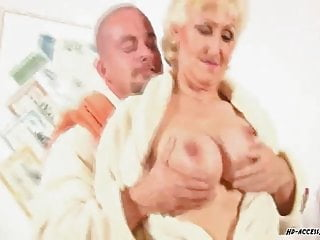 Huge tits fuck hardcore Granny with huge tits fucked in all positions