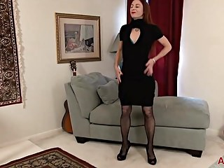 Sexy Elegant Evane Nordstern Compilation From Allover