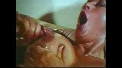 Cum on tits&long tongue