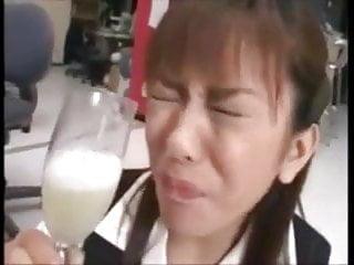 Asians drinking cum Japanese drinks cum