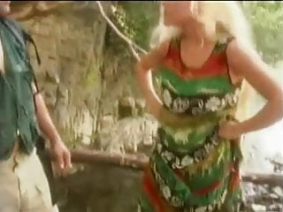 Tarzan spanks jane ass - Blond jane gets fucked by blond tarzan