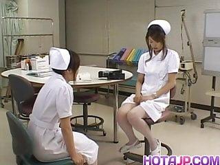 Moms using vibrator - Emiri aoi nurse loves using vibrator on body
