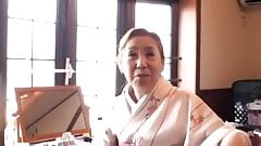 Japanese Grandmother
