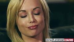Kayden Kross Manuel Ferrara - Fit blonde milf gets what she