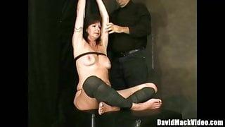 MILF Tickling and Orgasms