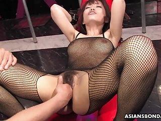 Kaori shimizu nude Yui shimizu is moaning while getting both holes gently finge