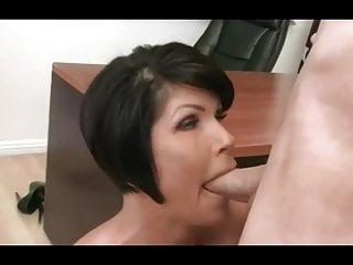 Cumshots on tits comp - Big cumshot comp made my cock cum hard making it