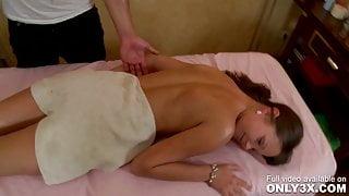 Only3x Presents - Irina Nikishina and Aleksey in Blonde -