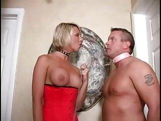 Cruel fisting Brianna loves cruel lessons in cuckolding.