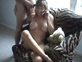 Play beautifull pussy Beautifull mature loves cumming on his cock