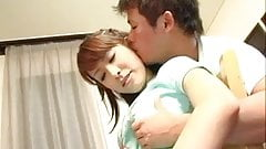 Young Shizuku goes dirty on cock