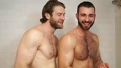 Jarec Wentworth & Colby Keller Doggie Style