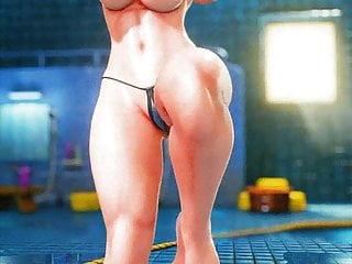 Coronation street hentai - Karin kanzuki sexy swimsuit street figther