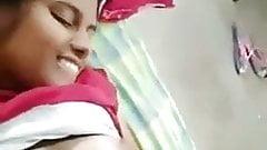 Mallu girl fingaring