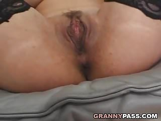 Hairy nude german granny - German granny cant see what shes doing