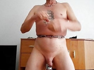 Breast squeezing torture - Torture belly squeeze