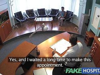 Doctor fucking fantasies videos - Fakehospital patient overhears doctor fucking nurse sex