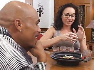 Black fucking stud white woman Muscular black fucks white woman