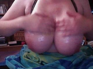 Beth nude stolarczyk Beth 40gg amazinf big oiler tits