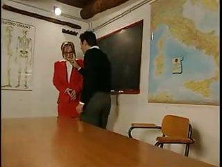 Gangbang teacher slutload Italian teacher tutors 2 students