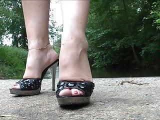 Mature videos feet Mature feet 3