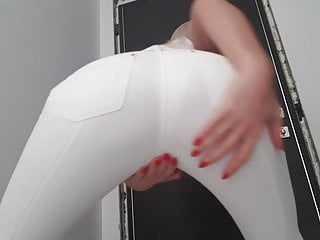 Jeans sexy white Sexy farts in white jeans