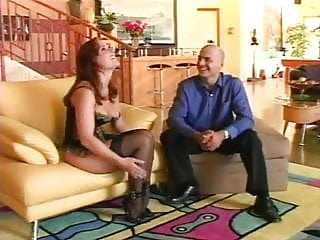 An interview with a transgender - Teen milf interview with a girl in stocking