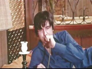 Genie footjob - The swinging genie 1973