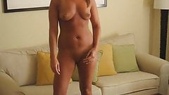 Amateur Wife Posing Nude
