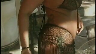 Horny stud sticks his tongue and cock in wet pussy chubby