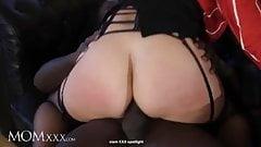 spot light - real orgasm-Milf Anal Shaking Orgasm