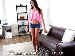 Casting couch teens pricilla milan vidoe Casting couch-x teen nympho gets over shyness on cam
